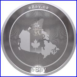 10 oz 10 x 1 oz Canada Silver Coin NEW 999 Silver Round eBay & RMC