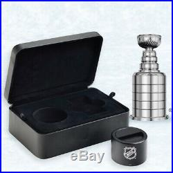 1892- 2017-'125th Anniversary of the Stanley Cup(R)' Shaped $50 Silver Coin