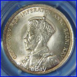 1935 Canada George V Silver Dollar Coin PCGS MS65 GEM BU Brilliant Uncirculated