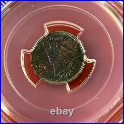 1937 Matte Canada 10 Cent Silver Coin Dime Specimen PCGS SP-65