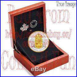 1943-2018 Master's Club Half-Dollar 75th Anniversary 50-cent Pure Silver Coin