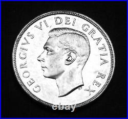 1948 Canadian silver proof like $1 the King of silver dollars a super coin