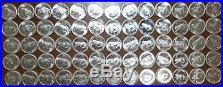 1967 CANADA 25c 80% SILVER Quarter Bobcat Coins x 66 Pieces $16.50 Face