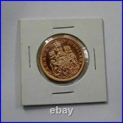 1967 Canada Confederation Centennial $20 Dollars Gold & Silver Coin set Proof