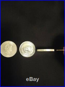 1.25 oz 2015 Canadian Bison Silver Coins