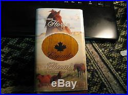 2006 Canada Coin & Stamp Mint Set Horse $5 Silver Gem