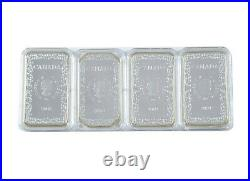2008/2009 Colourized 4-Coin Sterling Silver Playing Card Money Set in Case RCM