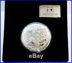 2008 Canada Fine Silver $250 Kilo Coin -Vancouver 2010 Olympic Games