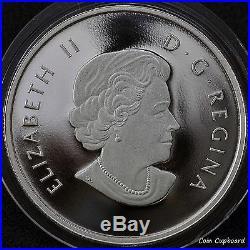 2012 $10 Canada HMS Shannon War of 1812.9999 silver uncirculated coin