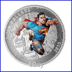 2015 Canada $20 Superman Action Comics #1, 1 oz. Silver Proof Coin withOGP + COA
