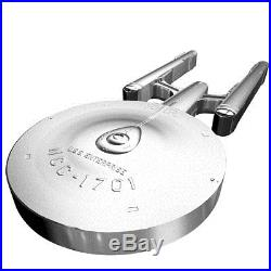 2017 Canada Star Trek 10 oz Proof Silver Enterprise NCC-1701 $100 Coin SKU52427