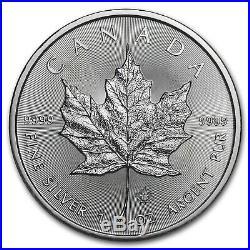 2019 Canada 1 oz Silver Maple Leaf (25-Coin MintDirect Tube) SKU#171436