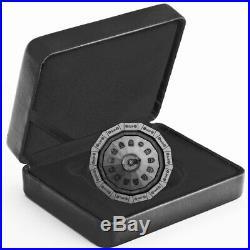 2019 Canada 3 oz Centennial Flame of Canada Antique Finish Silver Proof Coin RCM