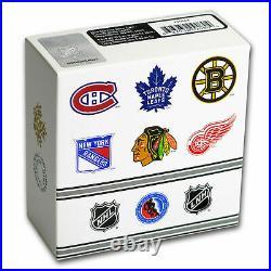 2019 Canada NHL $25 Dollars 9999 Silver Coin New York Rangers