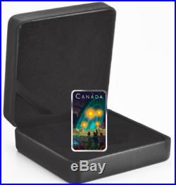 2019 Canada Shag Harbor UFO Unexplained Phenomena $20 pure silver coin Presale