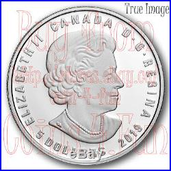 2019 Taurus Zodiac Series #5 $5 Pure Silver Coin with Swarovski Crystal Canada