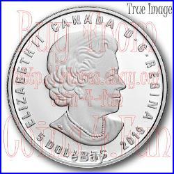 2019 Virgo Zodiac Series #9 $5 Pure Silver Coin with Swarovski Crystal Canada