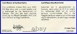 2020 Canada Bald Eagle Silver Extraordinary High Relief NGC PF70 $25 Coin JJ441