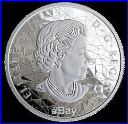 2020 Lynx Multifaceted Animal Head #3 EHR Silver Coin Presale