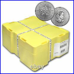 2021 Canada 500-Coin Silver Maple Leaf Monster Box (Sealed) SKU#218774