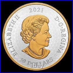 2021 Canada 5 oz. Pure Silver Coin The Avro Arrow BRAND NEW SHIPS NEXT DAY