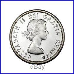 $50 Face Value Bag Canada Silver Dollar Random Year 80% Junk Silver Coins