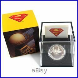 75th Anniversary of Superman Metropolis 2013 Canada $20 Fine Silver Coin