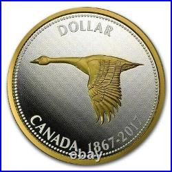 CANADA BIG COIN DOLLAR ALEX COLVILLE 5oz SILVER 2017