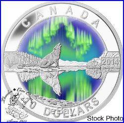 Canada 2014 $10 O Canada Series Silver 10 Coin Set