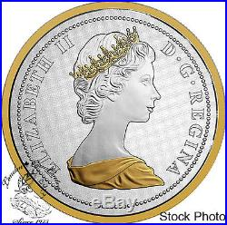 Canada 2017 1967 5 Cents Rabbit Big Coin Series 5 oz Silver Coin