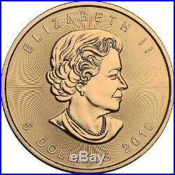 Canada 2019 5$ Maple Leaf Anchor 1 Oz Silbermünze. Geringe Auflage