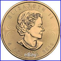 Canada 2019 5$ Maple Leaf Valentine's Day 1 Oz Silbermünze. Geringe Auflage