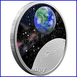 Canada 2020 20$ Mother Earth Our Home Glow-in-the-Dark 1 Oz Silver Coin