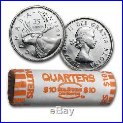 Canada 80% Silver Coins $10 CAD Face Value BU SKU #15302