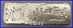 Coins Of Canada Hand Poured Silver Bar #00023 15.48 Troy Oz #coinsofcanada