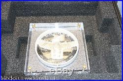 Emily Carr's Tsatsisnukomi B. C. 2013 5kg Kilo Fine Silver Canadian Coin $500.00