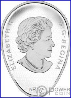 FALCON LAKE INCIDENT Unexplained Phenomena 1 Oz Silver Coin 20$ Canada 2018