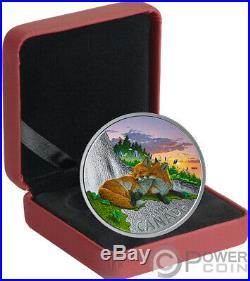 FOX Fauna 1 Oz Silver Coin 20$ Canada 2019
