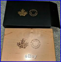 Legacy of the Nickel 2015 Canada Fine Silver 6-Coin Set