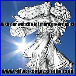 Mint Roll (25) 2016 Canada 1 Oz Silver Superman Coins Gem Bu In Stock