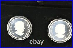 Peter McKinnon Photo Series Pure Silver Coloured 2-Coin Set (2019)