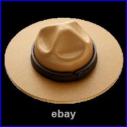 RCMP CLASSIC MOUNTIE HAT 2020 $25 1.5 oz PURE SILVER GILDED PROOF COIN RCM