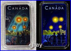 Shag Harbour Silver Coin 2019-UFO Incident-Canada Unexplained Phenomena (Harbor)
