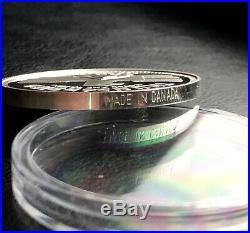 Thunderbird Hotel & Casino Las Vegas 1973 1 oz. 999 Fine Silver Art Coin (8629)