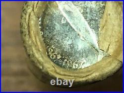 UNC 1967 Canadian Fish Dime shotgun roll silver ten cent coins 50pc